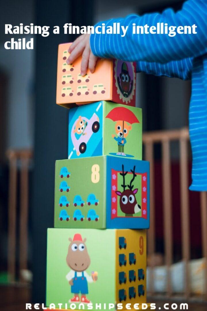 Raising a financially intelligent child