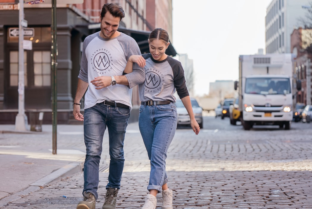 PIC OF TWO BEST FRIEND WALKING