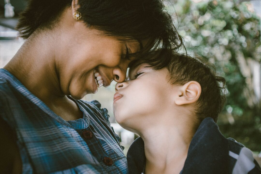 encouraging kids to talk about emotions